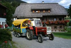 Traktor Traktor Express Traktor fahren