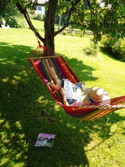 relaxen Haengematte Wohlfuehlen erholen Wellness