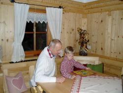 Opa und Lorenz